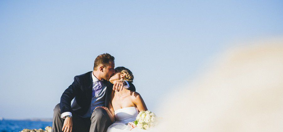 Marcella & Paolo - Sardinia Wedding Photographer