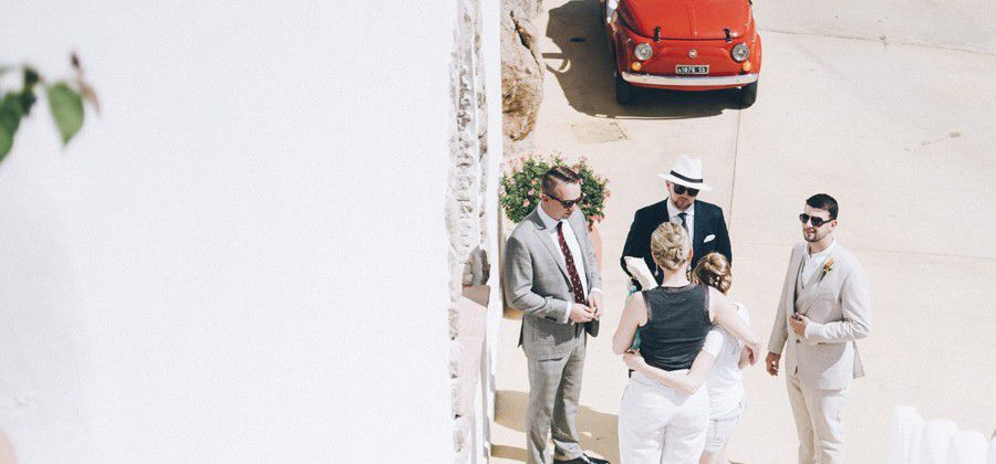 Marisa & Warren - Porto Rotondo Wedding Photographer