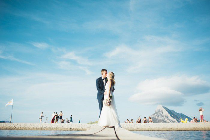 Senka & Steffen - Sardinia destination wedding video