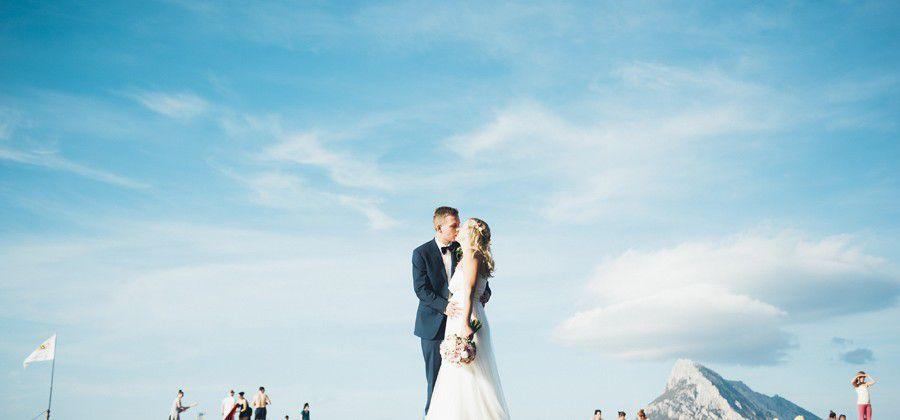 Senka & Steffen - Sardinia beach Wedding Photography