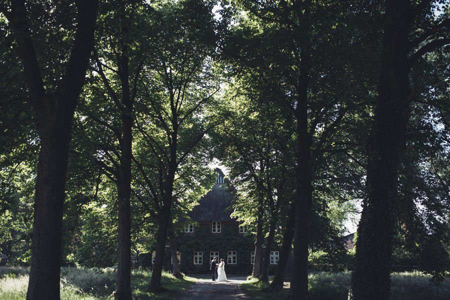 Marc & Svenja - Germany destination wedding photographer