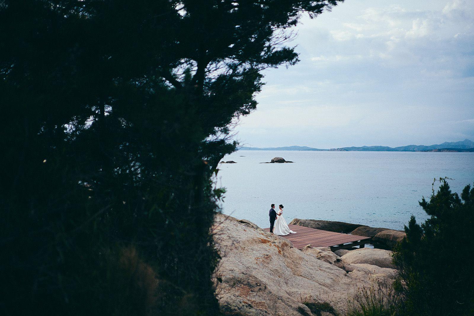 matrimonio Costa Smeralda, Sardegna